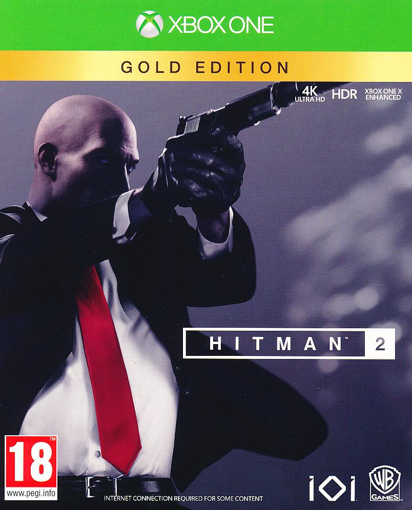 Hitman 2 Gold Ed. XBO