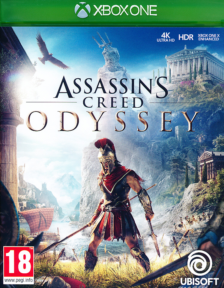 Assassins Creed Odyssey XBO