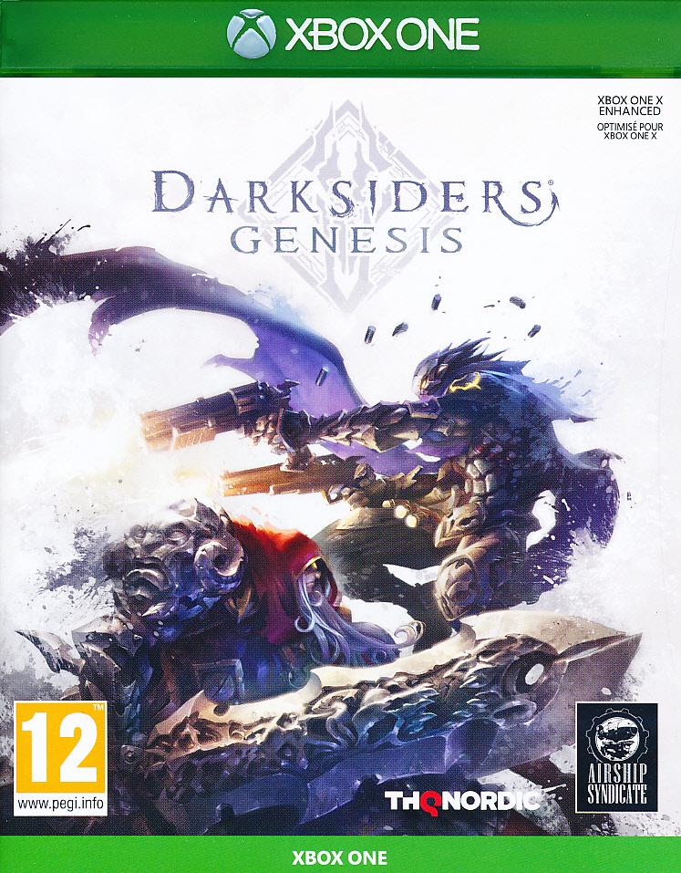 Darksiders Genesis XBO