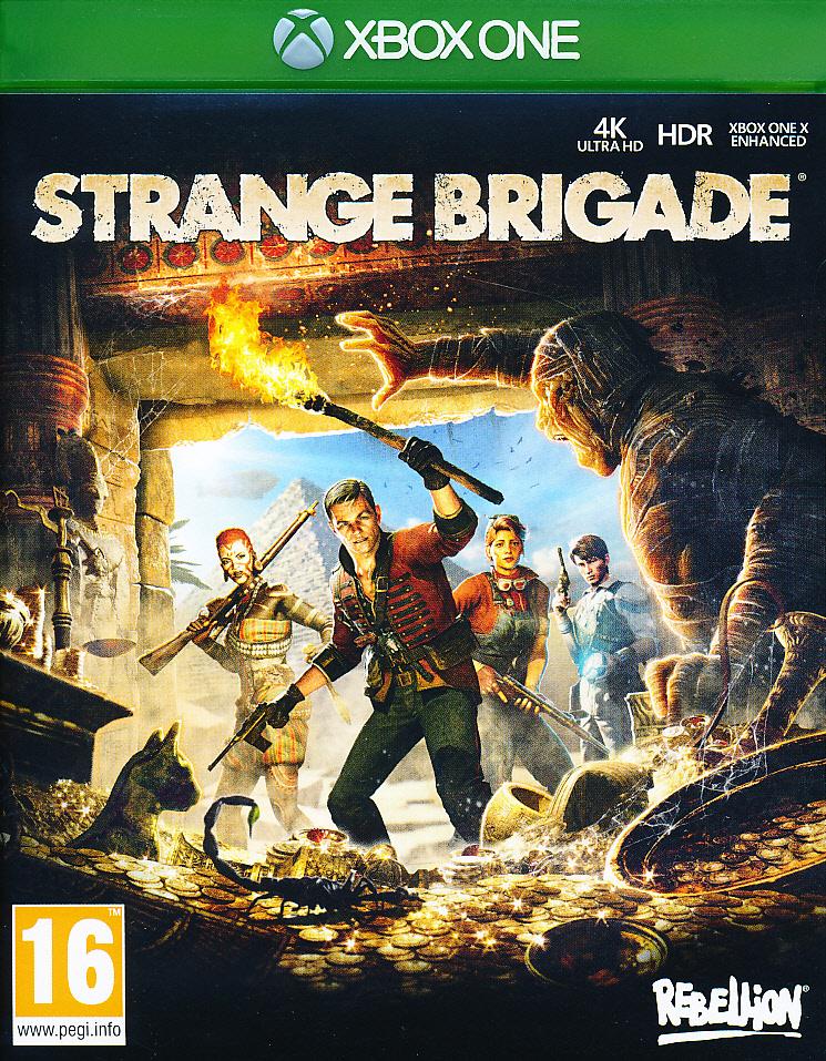 Strange Brigade XBO