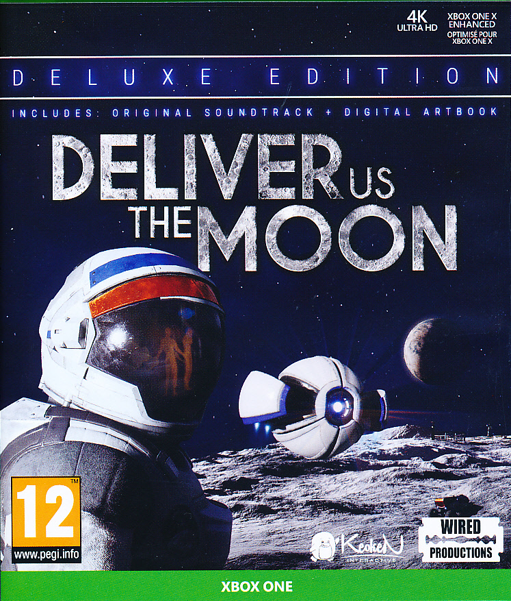 Deliver us the Moon Deluxe XBO