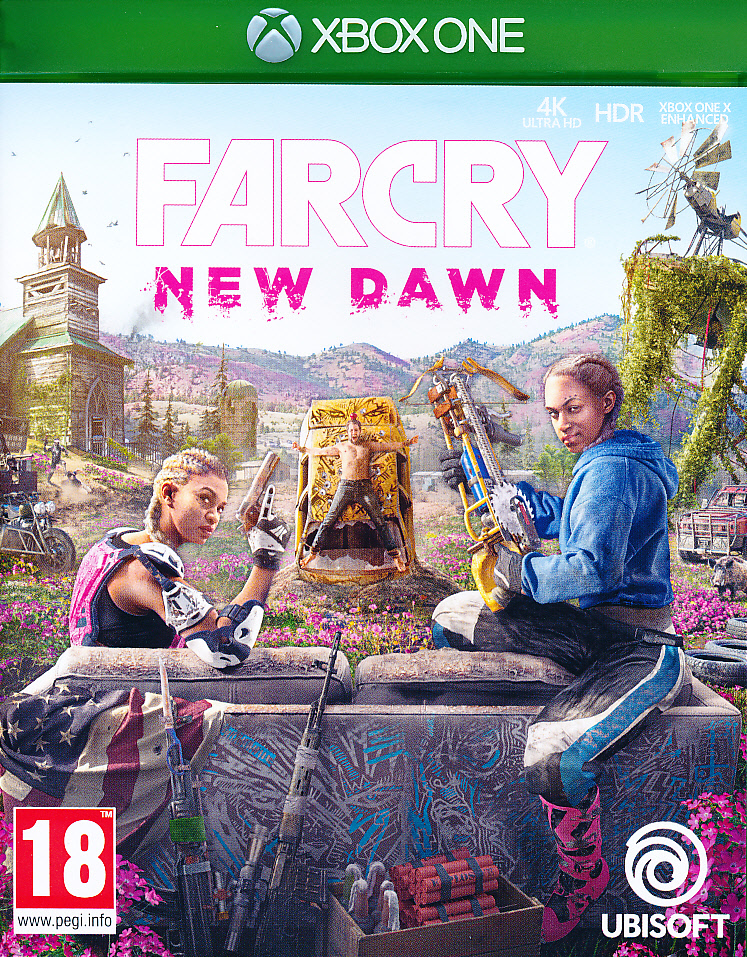 Far Cry New Dawn XBO