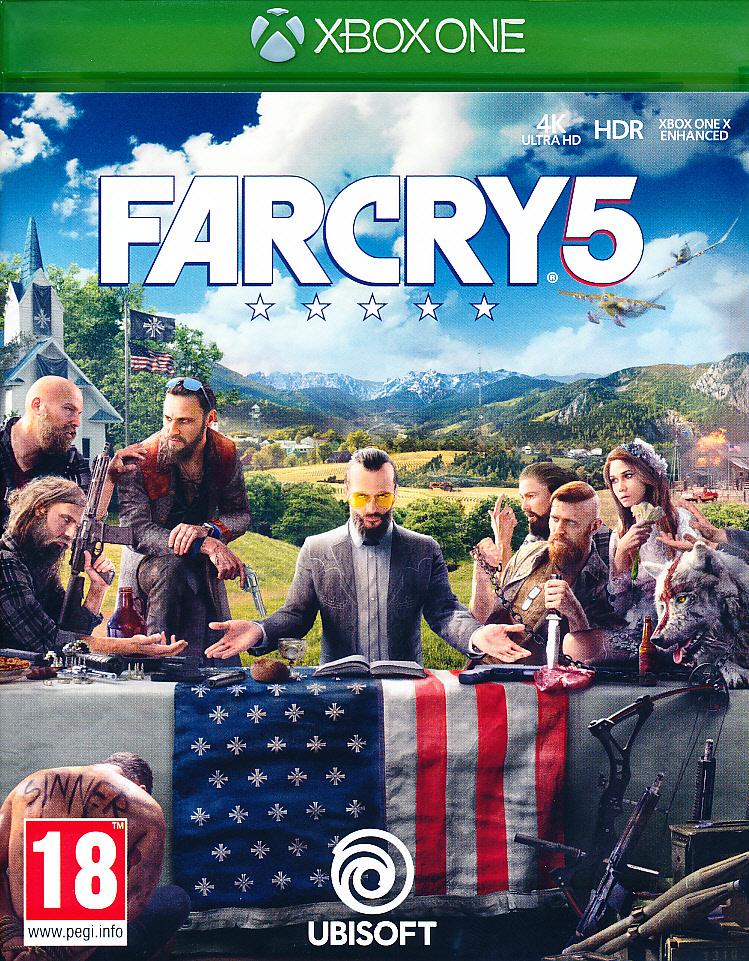 Far Cry 5 XBO