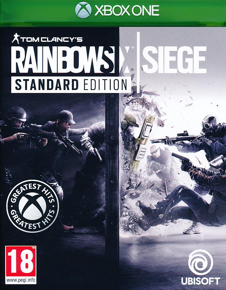 Rainbow Six Siege XBO