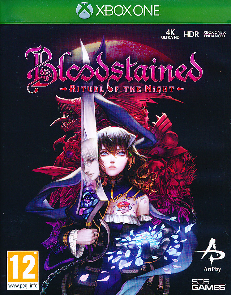 Bloodstained Ritual of the Nigh XBO