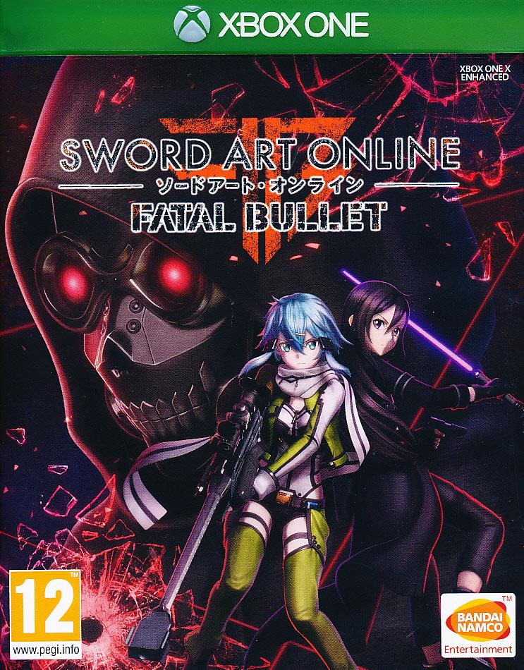 Sword Art Online Fatal Bullet XBO