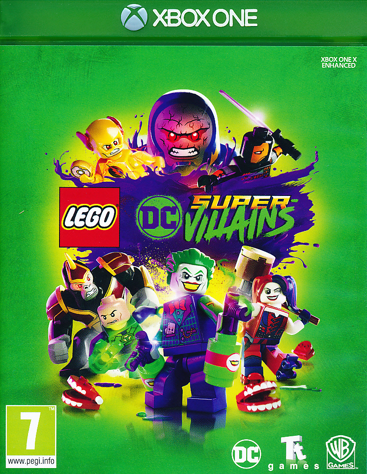 Lego DC Super Villains XBO