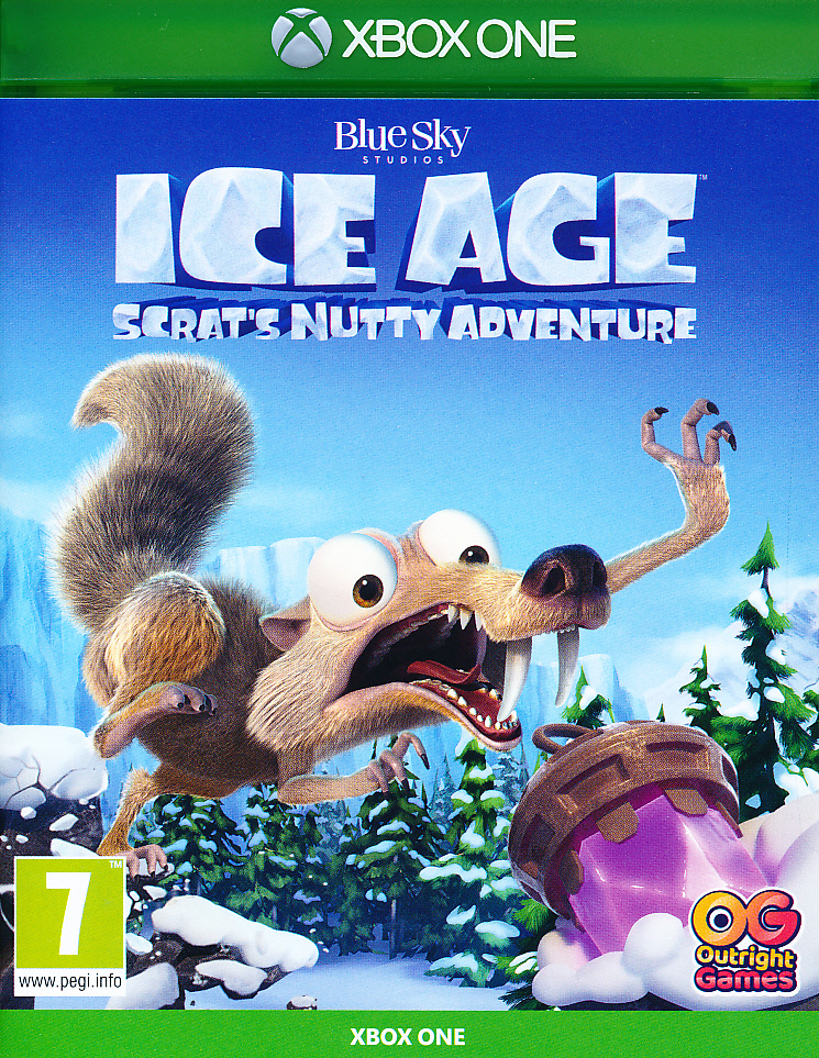 "Packshot for ""Ice Age Scrats Nutty Adv. XBO"""