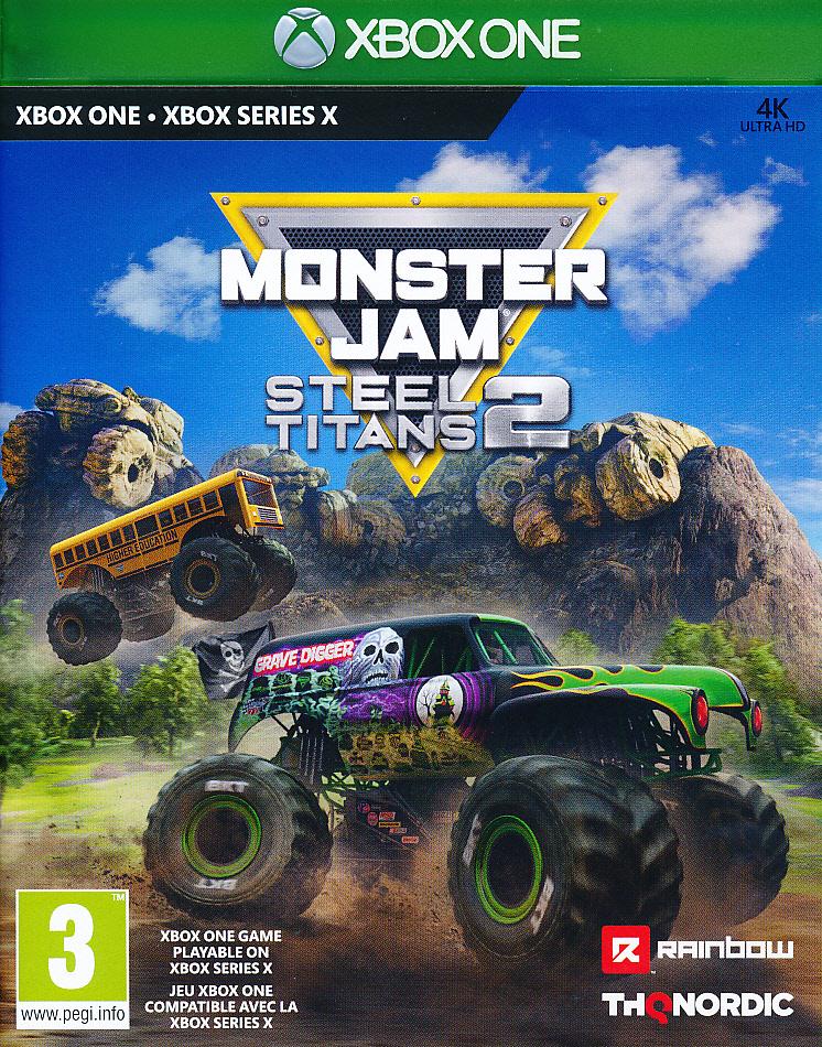 Monster Jam Steel Titans 2 XBO