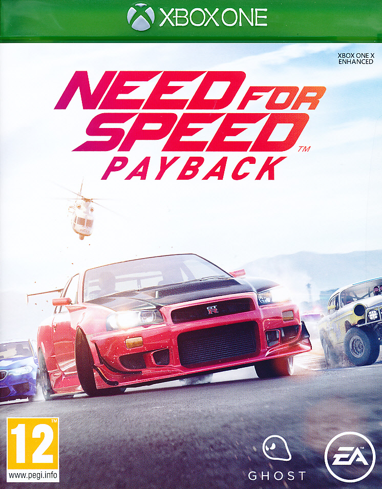 Need for Speed Payback XBO