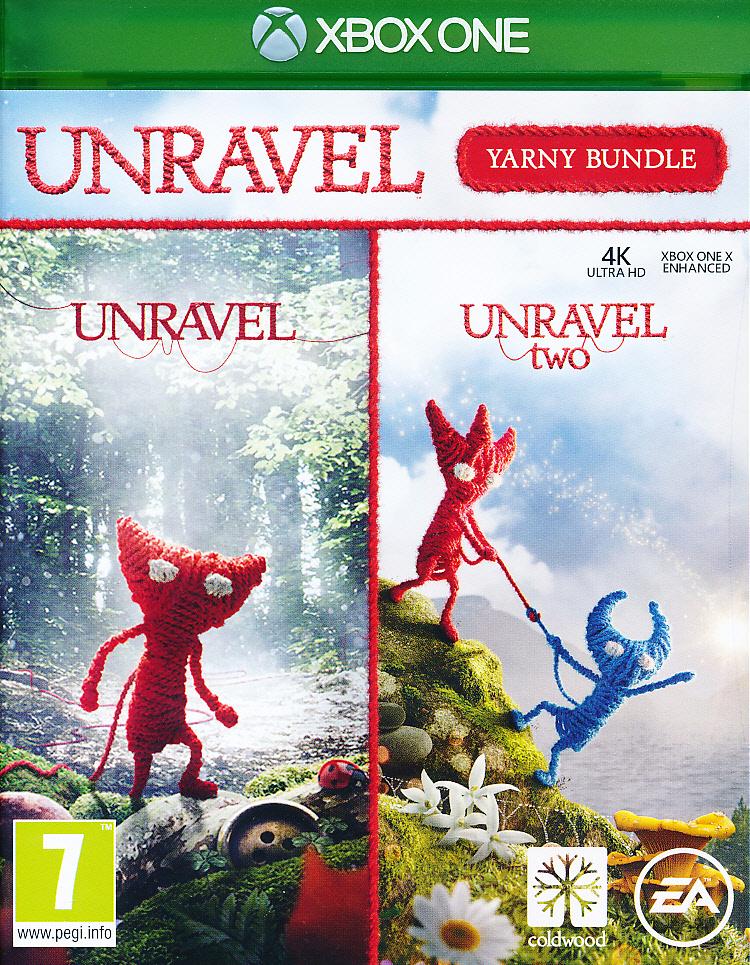 Unravel Yarny Bundle XBO