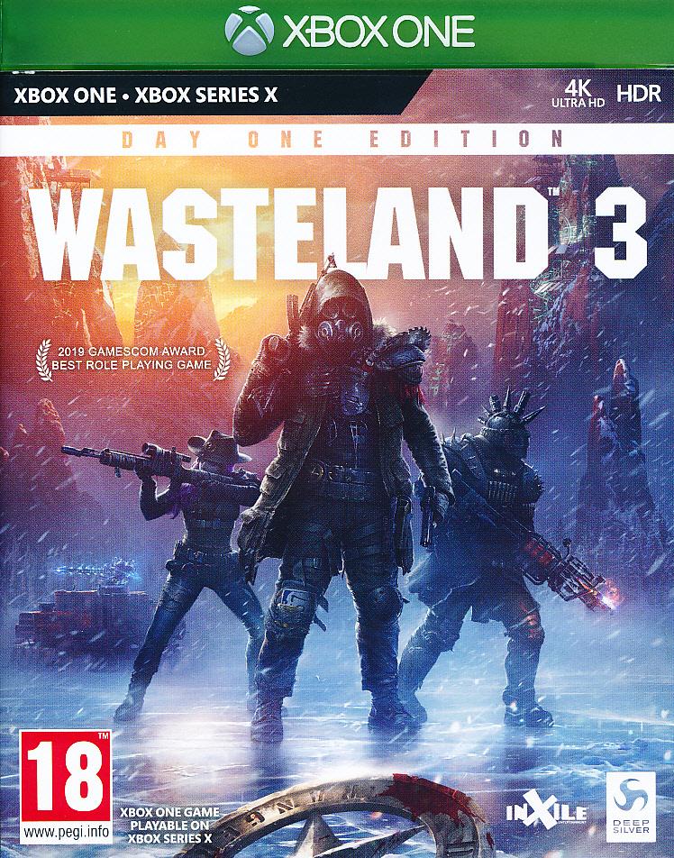 Wasteland 3 Day One Ed. XBO