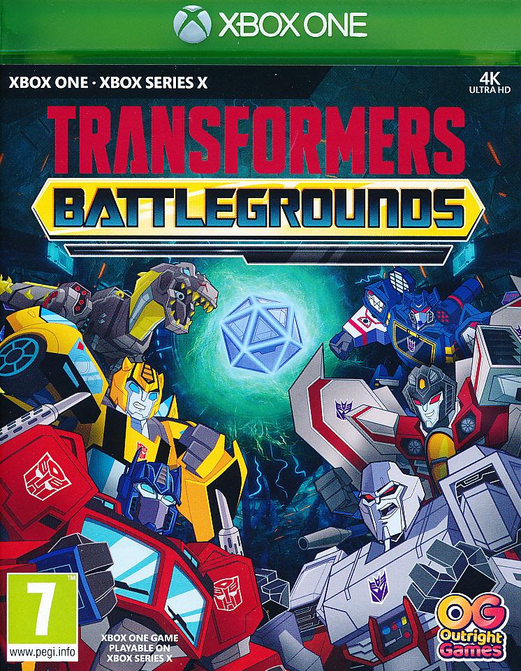 Transformers Battlegrounds XBO