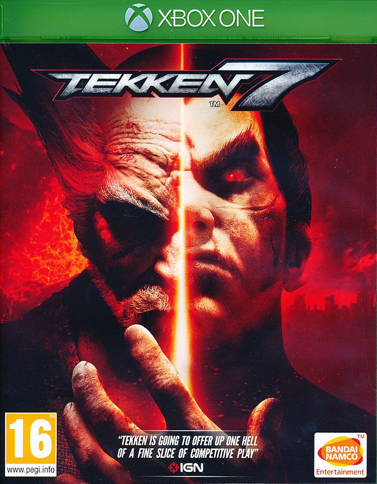 Tekken 7 XBO