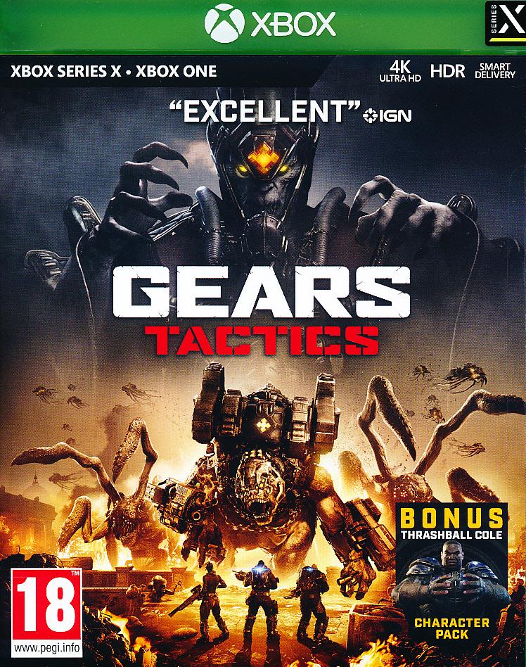 Gear Tactics XSX